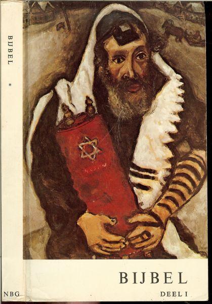 Boekwinkeltjes.nl - Bijbel Deel I Chagall Bijbel