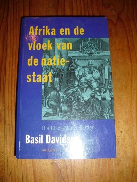 Afrika en de vloek van de natiestaat