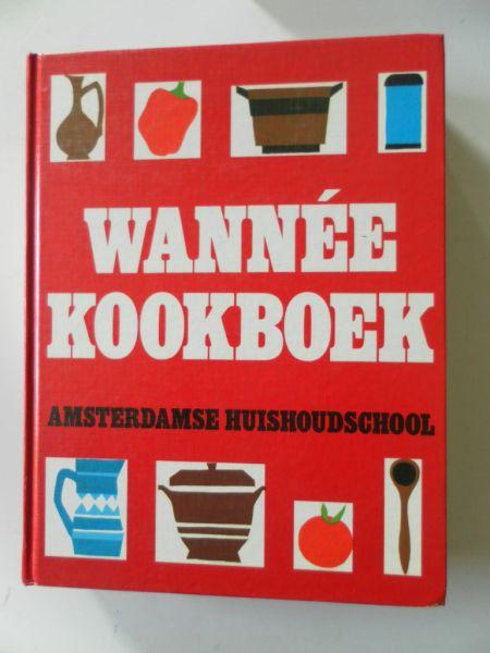 Wann 233 E Kookboek