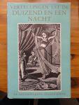 Vries, Theun de (vertaler) - geïllustreerd door John Buckland Wright - Vertellingen uit de duizend en een nacht