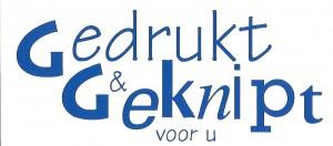 Logo gedruktengeknipt