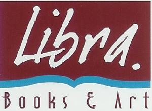 Logo Libra Books & Art