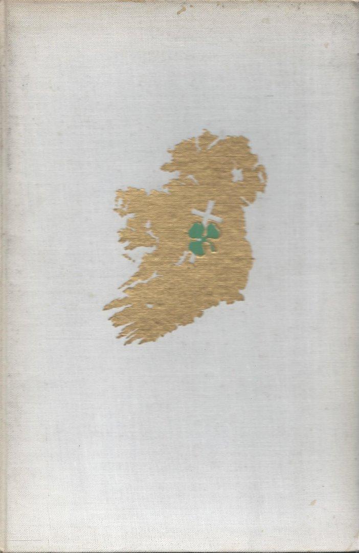 Ritman, Tobi - DE GROENE VROUW - ZWERVEND DOOR IERLANDS GROENE DREVEN