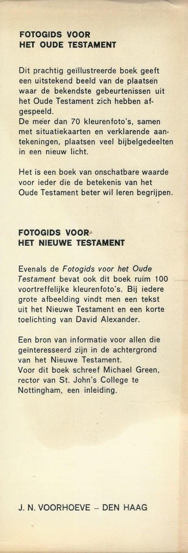 Alexander, David en Pat (redactie) - HANDBOEK BIJ DE BIJBEL - DE WERELD VAN DE BIJBEL IN WOORD EN BEELD