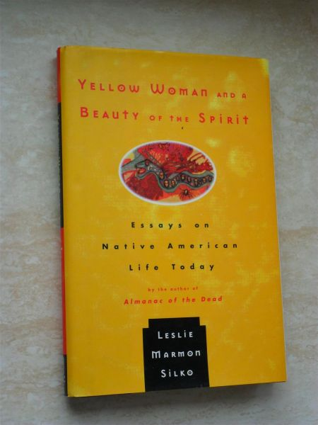 an analysis of yellow woman by leslie marmon silko The three most important figures in pueblo mythology are thought woman silko mentions the regular offering of blue and yellow leslie marmon silko, ceremony.
