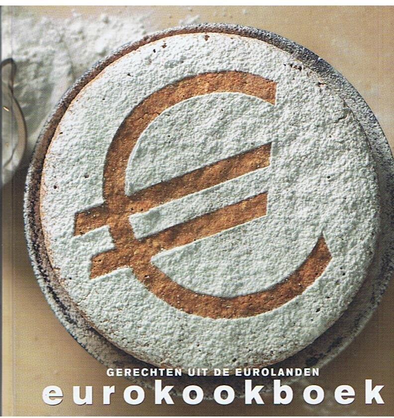 diverse - Eurokookboek - gerechten uit de Eurolanden