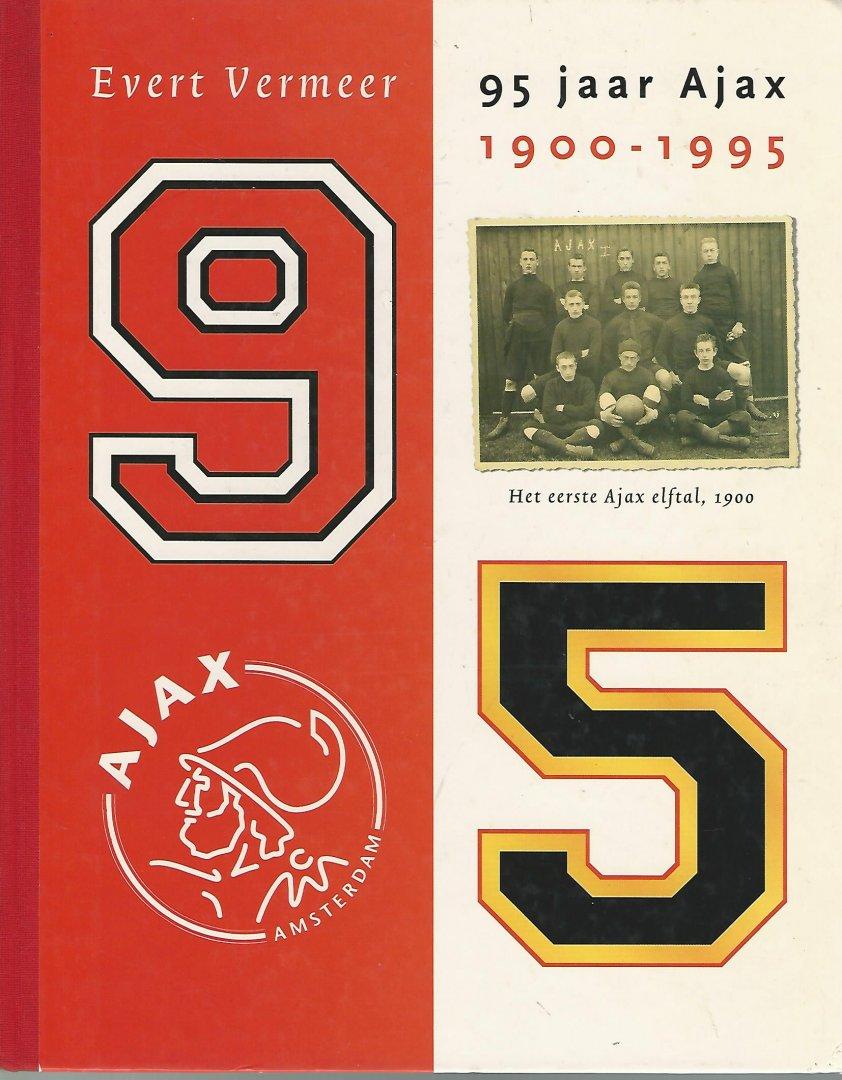 VERMEER, EVERT - 95 jaar Ajax