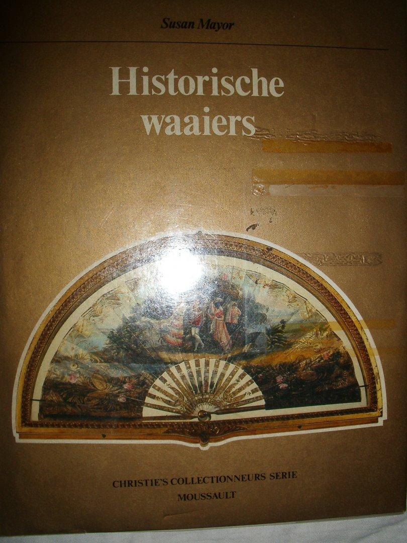 Mayor, Susan - Historische waaiers