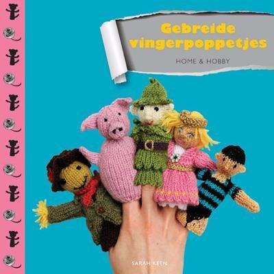 Susie Johns - Gebreide vingerpoppetjes