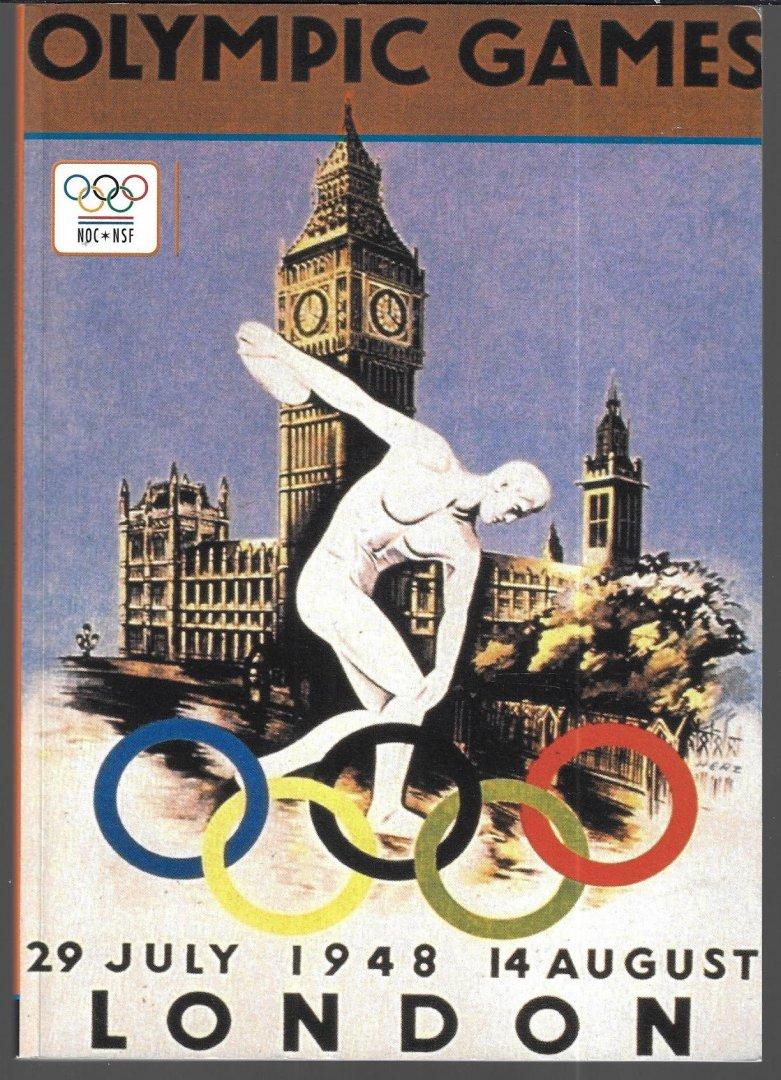 VOOIJS, ROMY - Olympische Spelen Londen 1948 -Historische verhalen over helden...