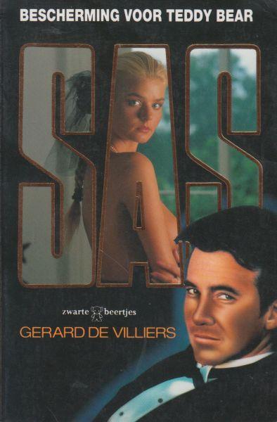 Villiers (Parijs, 8 december 1929 - Paris, 31 oktober 2013), Gerard de - SAS Bescherming voor Teddy Bear. Oospr Protection pour Teddy Bear. Vert Else Foppema.