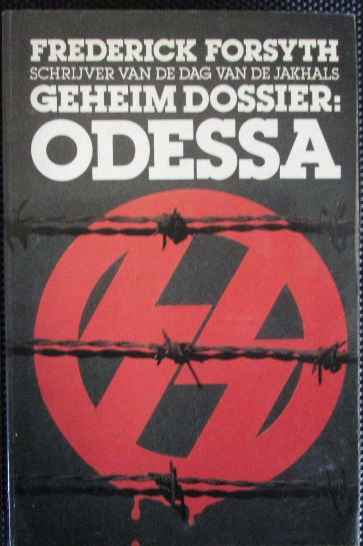 Forsyth, Frederick - Geheim dossier: Odessa