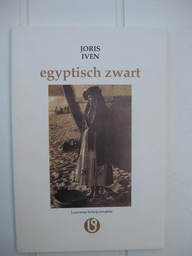 Iven, Joris - Egyptisch zwart