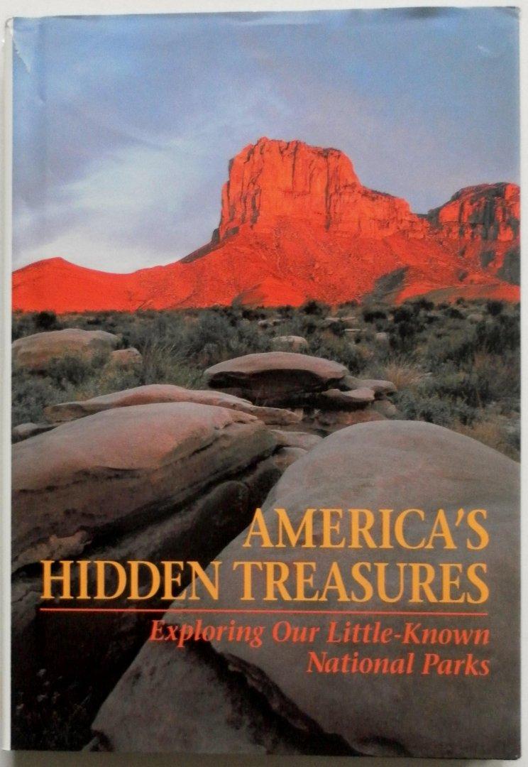 Fishbein Seymour e.a. Illustrator: Bean Tom e.a. - America's Hidden Treasures Exploring Our Little-Known National Parks