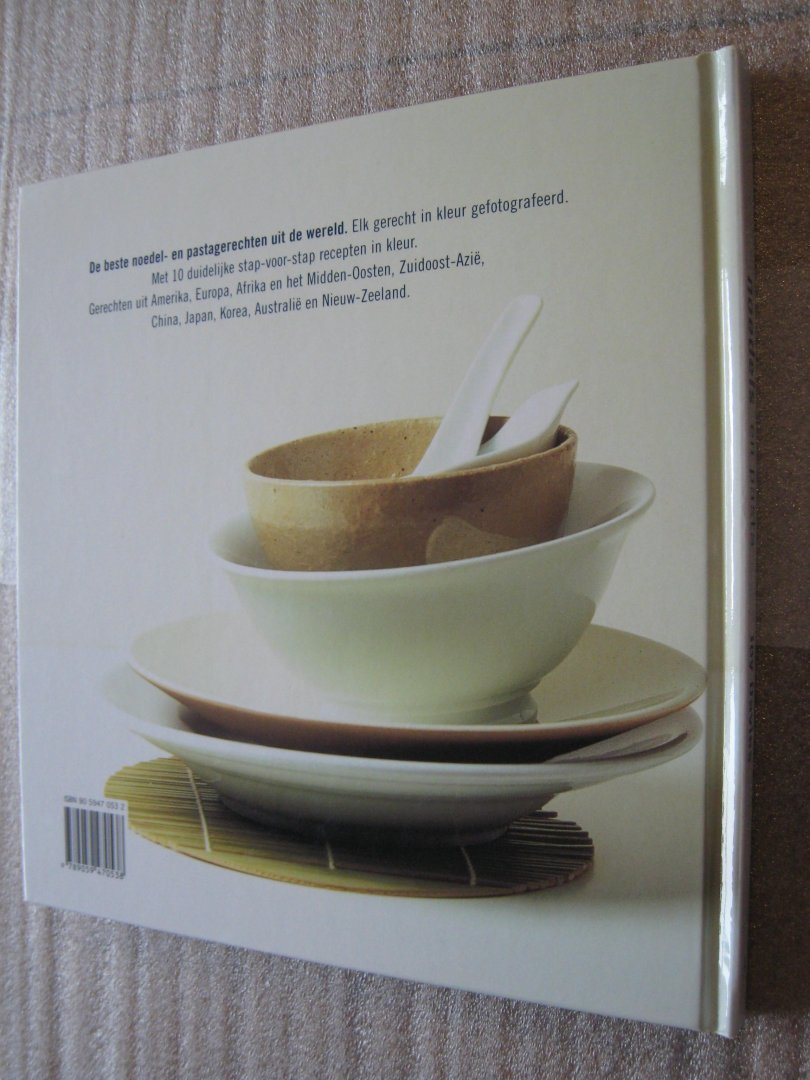 Joy Davis - Noedels en Pasta