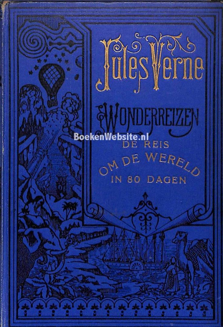Verne, Jules - De reis om de wereld in 80 dagen