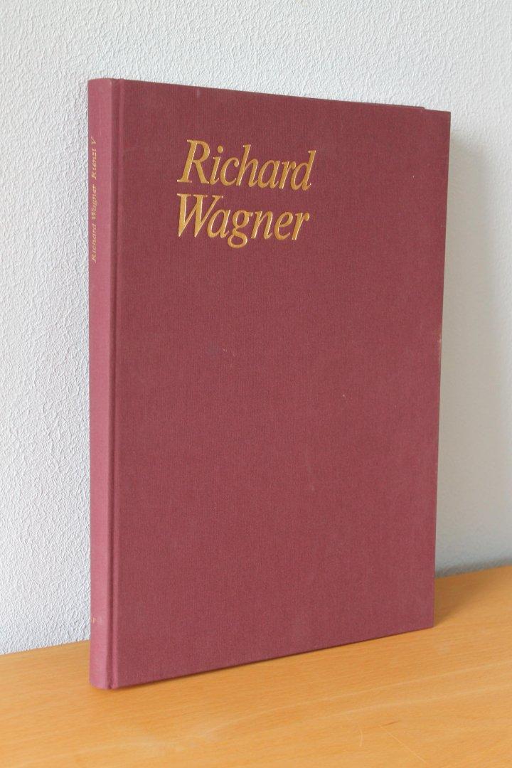 Richard Wagner, Sämtliche W...