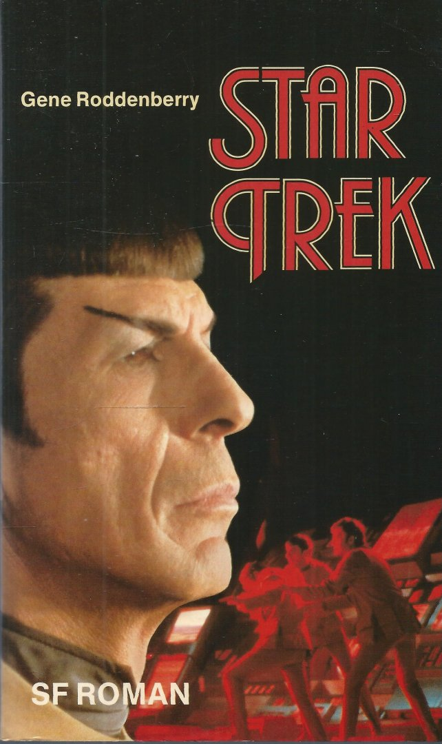 Roddenberry, Gene - STAR TREK - SF ROMAN