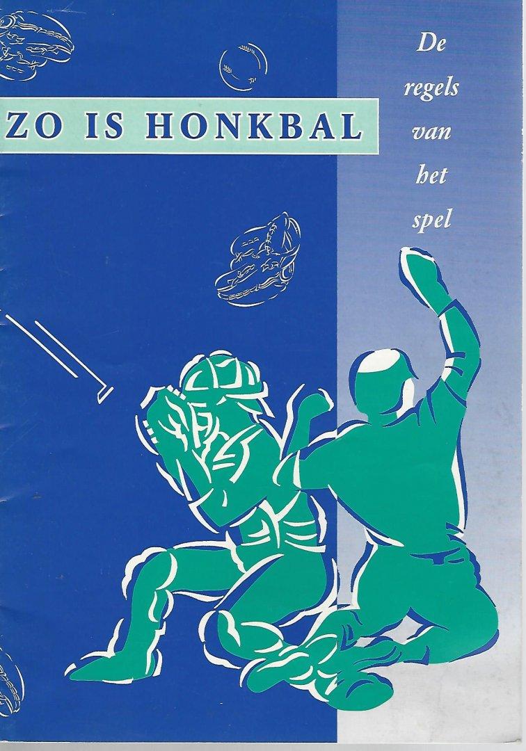 TOORN VRIJTHOFF, WOUT VAN DER - Zo is honkbal