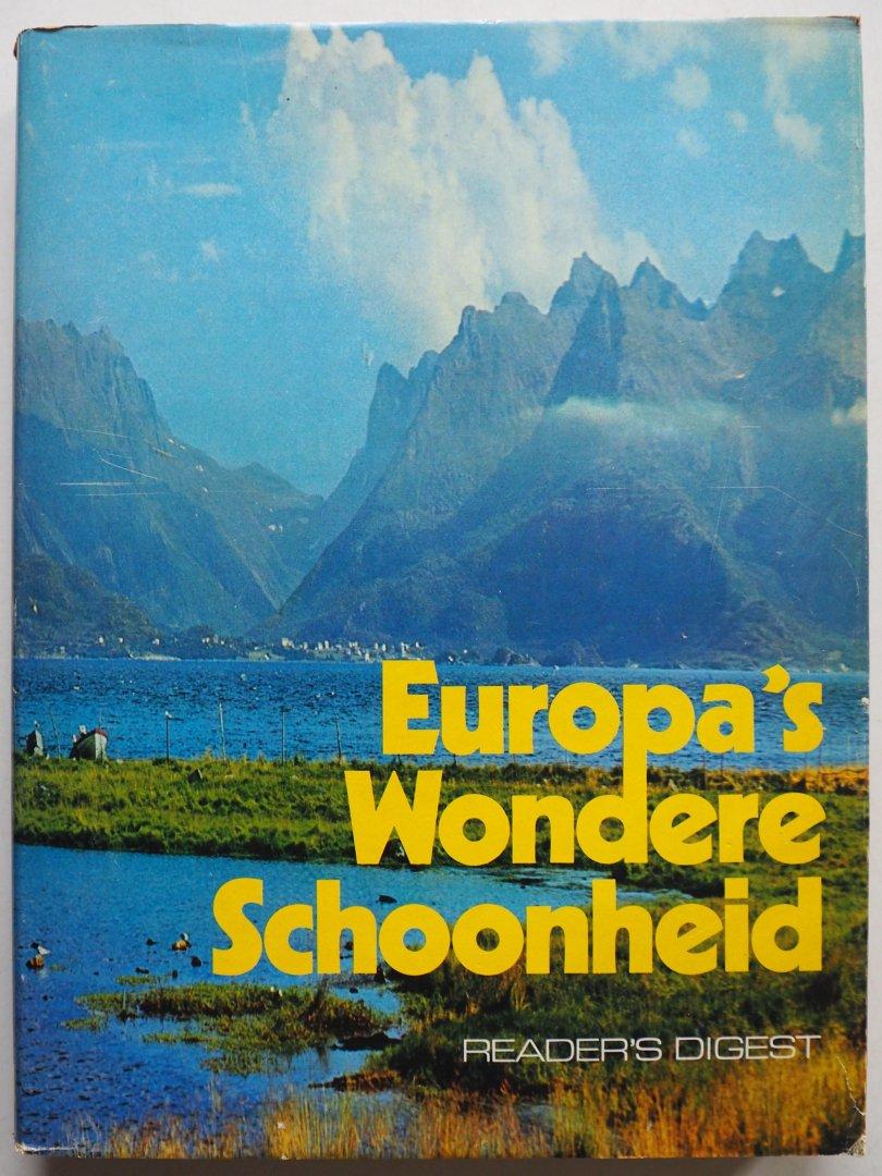 Bachmann e.a - Europa`s  wondere schoonheid