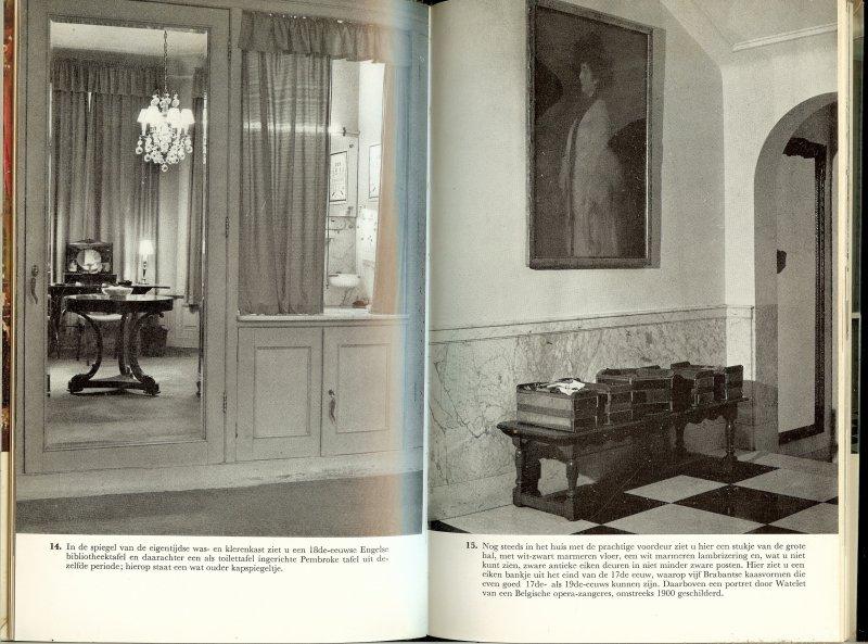 Boekwinkeltjes.nl antiek en modern . het eclectische interieur in
