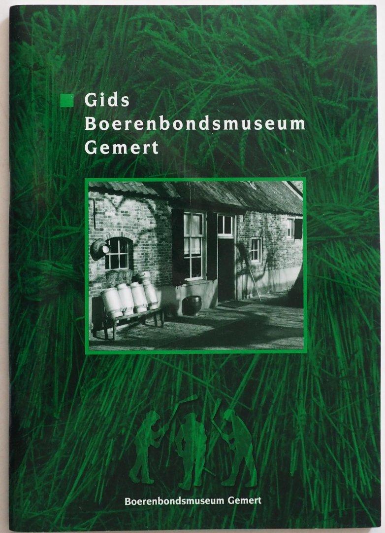 Vos Wim, Timmers Jan, ill.Lathouwers Peter - Gids Boerenbondsmuseum Gemert