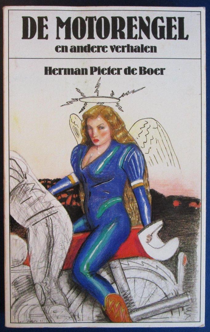 De Boer, Herman Pieter - De motorengel en andere verhalen
