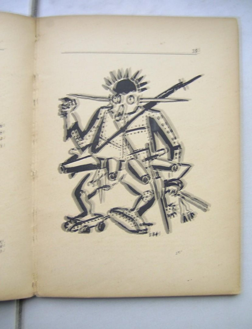 Masereel, Frans - Politische Zeichnungen