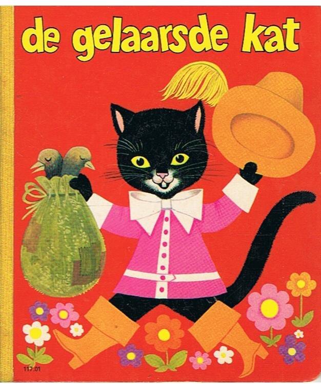 Perrault, Charles - De gelaarsde kat