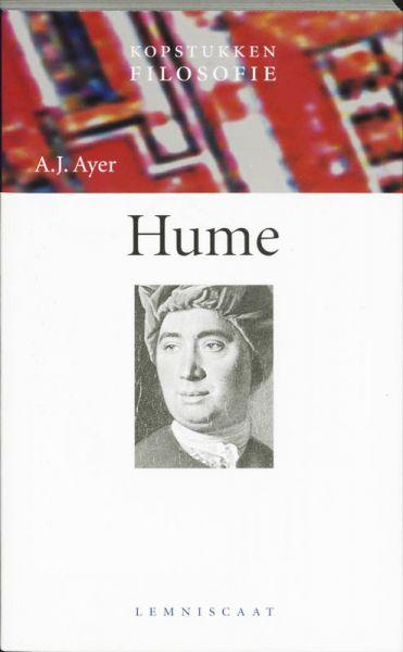 Ayer , A . J . [ isbn 9789056372347 ] - Kopstukken  Filosofie . ) Hume .