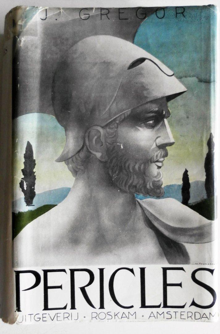 Gregor J vert Frits K  Illustrator : Archief - Pericles Griekse oudheid geschiedenis cultuur met 57 afbeelding