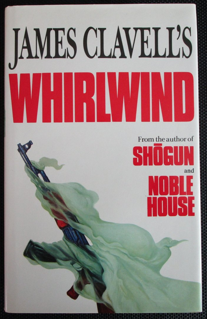 Clavell, James - Whirlwind