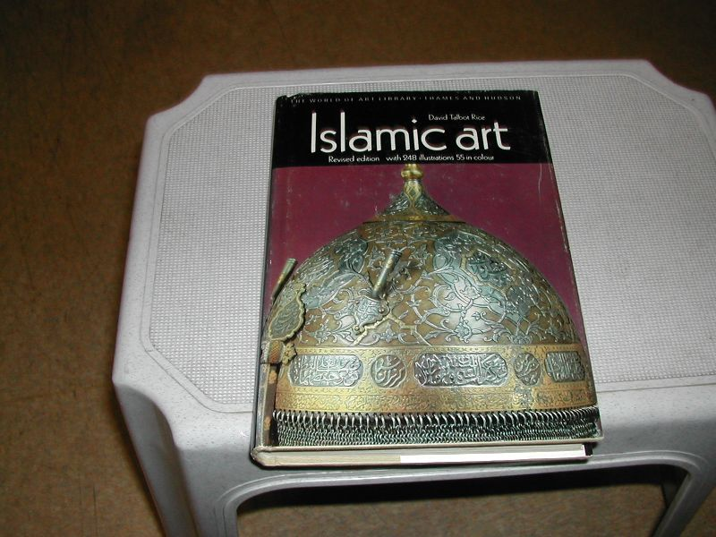 talbot rice,  david - ISLAMIC  ART
