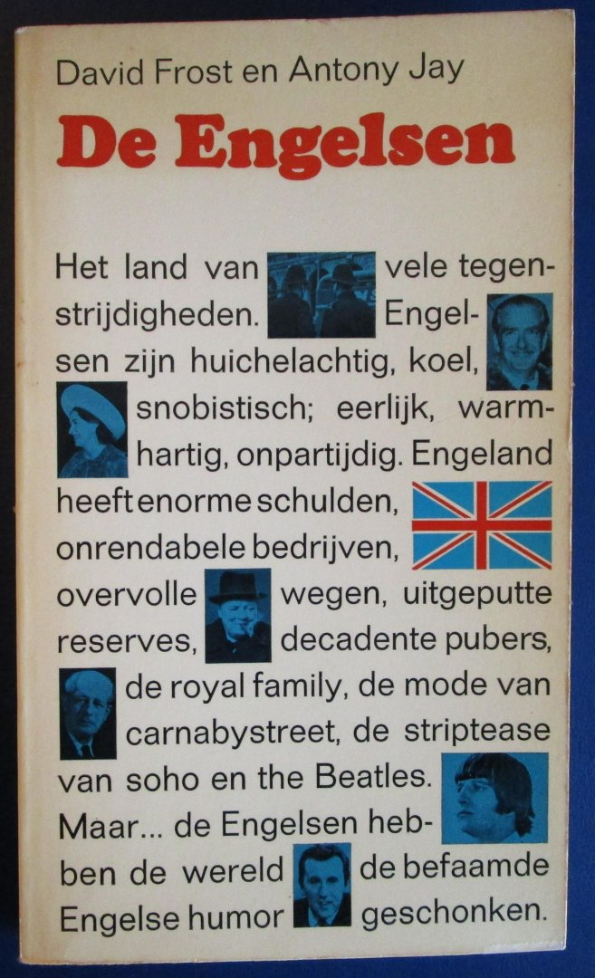 Frost, David & Jay, Antony - De Engelsen