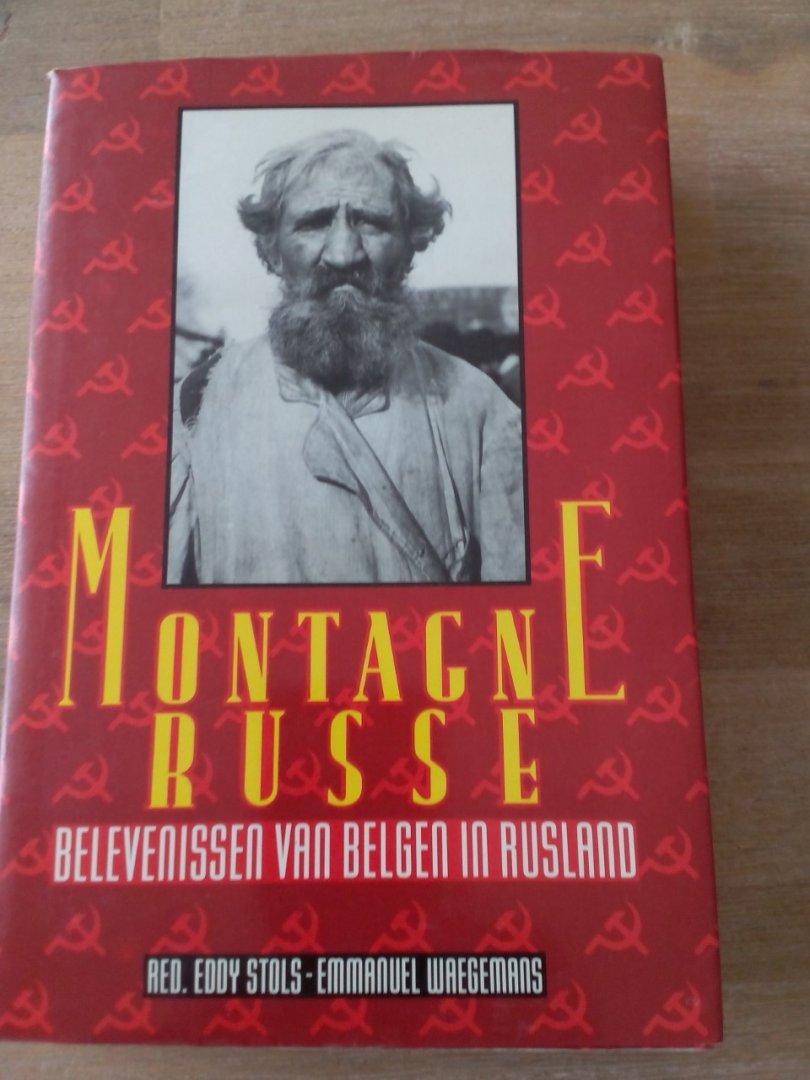 Stols - Montagne russe / druk 1