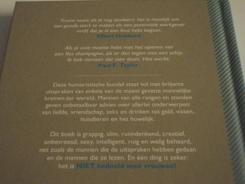 Citaten Geld Geldt : Boekwinkeltjes.nl mannen weten alles beter inspirerende citaten