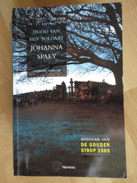 Spaey Johanna - Dood van een soldaat