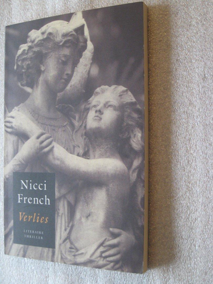 French, Nicci - Verlies literaire thriller