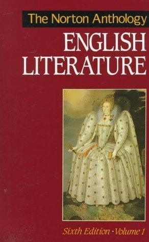 Abrams, M.H. - The  Norton Antology English Literature