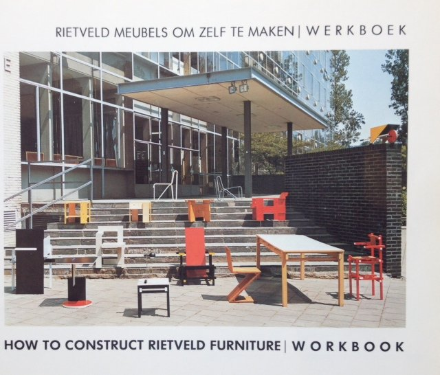 Download PDF How To Construct Rietveld Furniture Free Online