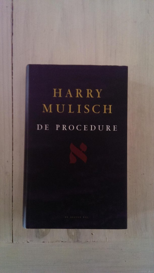 Boekwinkeltjesnl Harry Mulisch De Procedure
