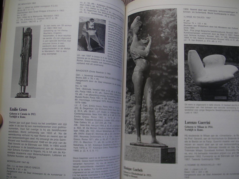 M.R. Benthein-Stoelen - Kollektie katalogus openluchtmuseum voor beeldhouwkunst