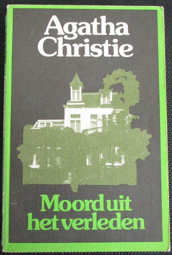 Christie, Agatha - Moord uit het verleden
