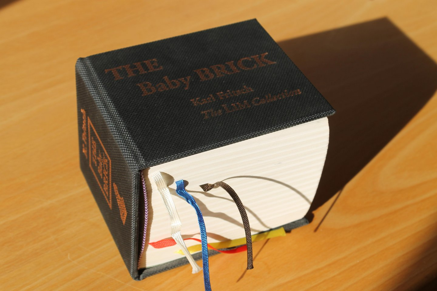 The Baby BRICK. The LIM Col...