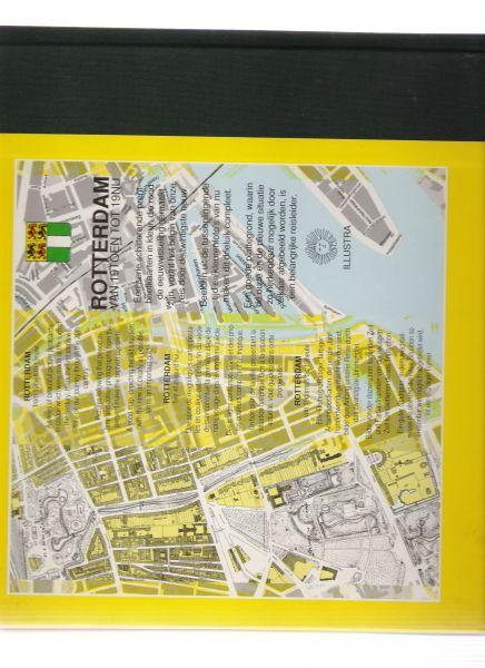 koten, dick - rotterdam 20 the century me siecle 20 e eeuw jahrhundert ( 4 talig )