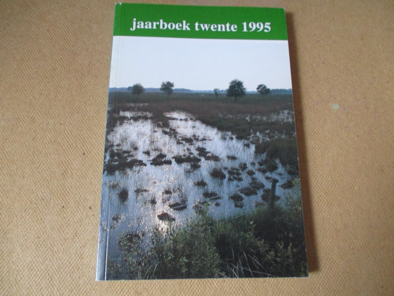 Jaarboek Twente / diverse auteurs - 1995 - Jaarboek Twente - vierendertigste jaar