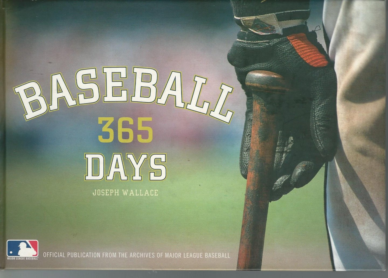 WALLACE, JOSEPH - Baseball 365 days