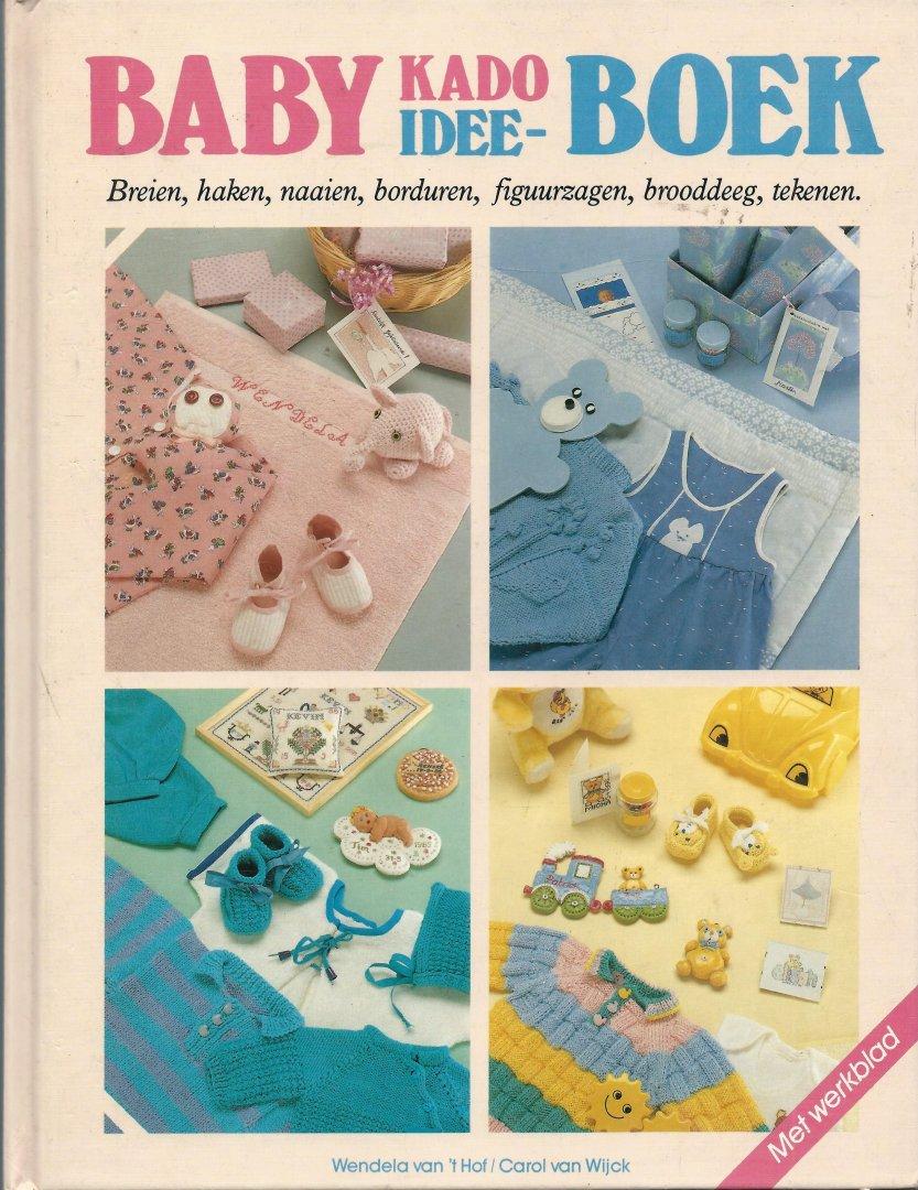 Boekwinkeltjesnl Baby Kado Ideeboek Breien Haken Naaien