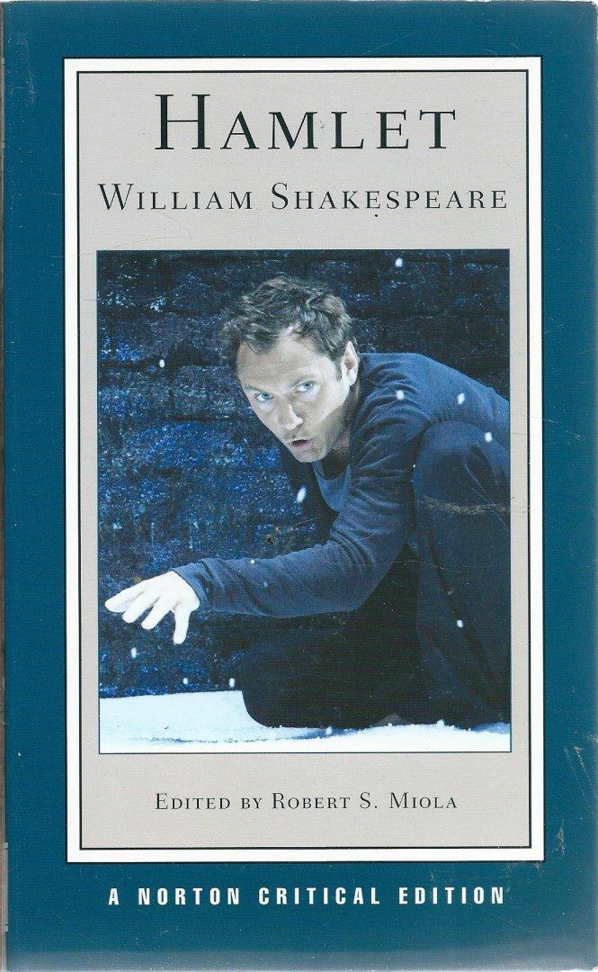 Shakespeare, William  Edited by Robert S. Miola - Hamlet
