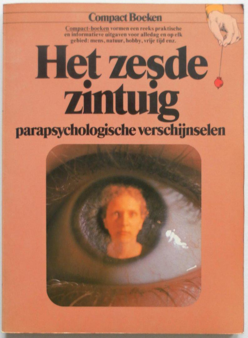 Wrain Ward vert Spat hazenberg Annelies - Het zesde zintuig Parapsychologische verschijnselen